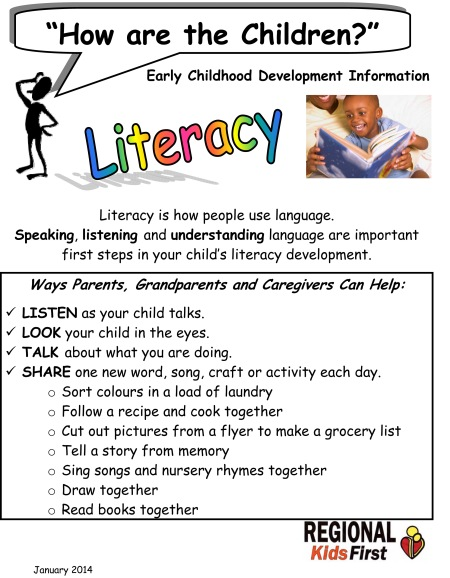 Microsoft Word - How Are the Children Literacy Final Draft  Jan