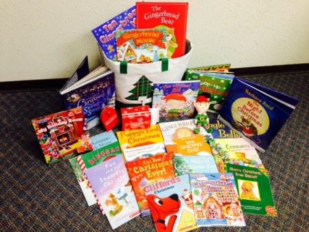 Christmas give away 2014