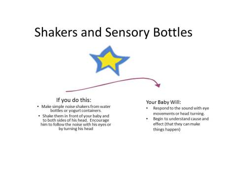 Shakers and Sensory Bottles